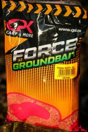 CLASSIC CATHCER GROUNDBAIT MIERE & CANEPA 1KG