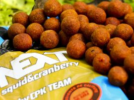 BOILIES NEXT SOL. 1KG 16MM