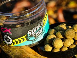 BOILIES CARLIG STINKY FISH SOL 300GR 24/26 MM