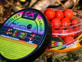 BOILIES CARLIG FLUORO ATRACT  - SPECIAL FRUITS 160GR 16/20MM