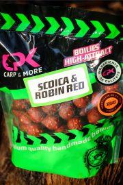 BOILIES HA SCOICA & ROBIN RED SOL. 800gr  16 MM