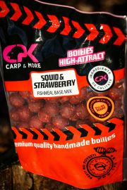 BOILIES HA SQUID & CAPSUNA  800gr 16 MM