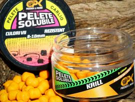 PELETE SOLUBILE FEEDER KRILL 8 MM 25 G