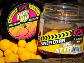 POP-UP HA SWEETCORN 10&14MM 40 GR