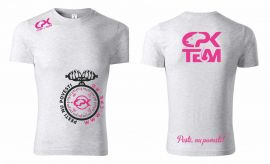 Tricou Gri CPK Team